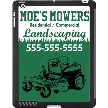 Landscaping Mower Case