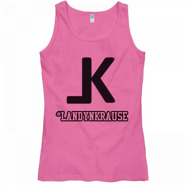 Landyn Krause Woman Tank