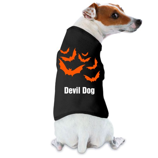 Large Dog Halloween Tops