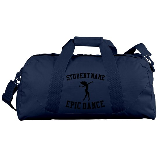 LARGE EPIC DANCE BAG