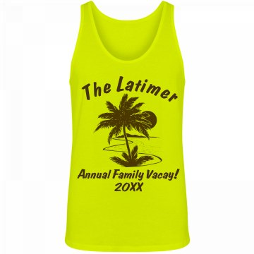 Latimer Family Vacation