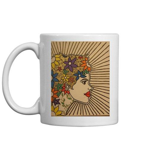 Latina Magic- COFFEE MUG