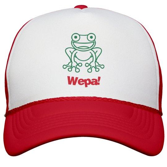 Latina Magic- Wepa Hat