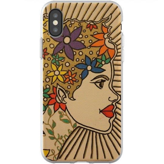 Latina Phone Case- Jazzy Art