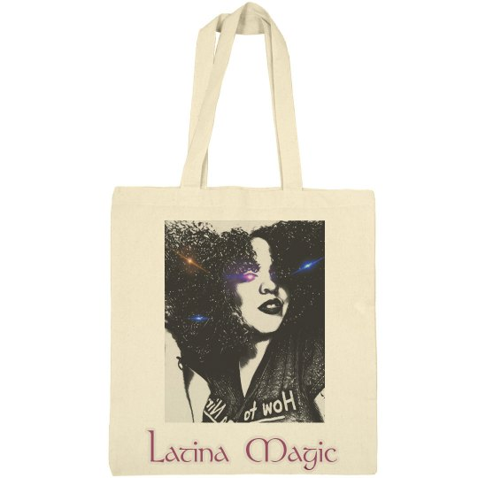 Latinaverse Tote Bag