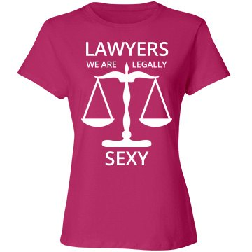 Lawyers we are legally sexy