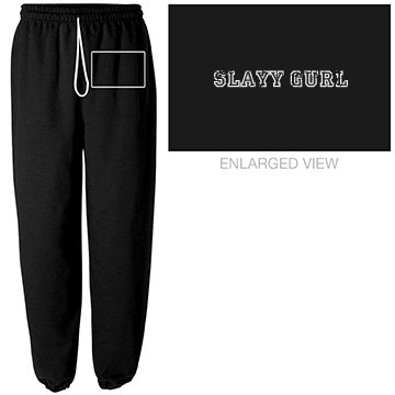 LAZY DAY SWEATPANTS