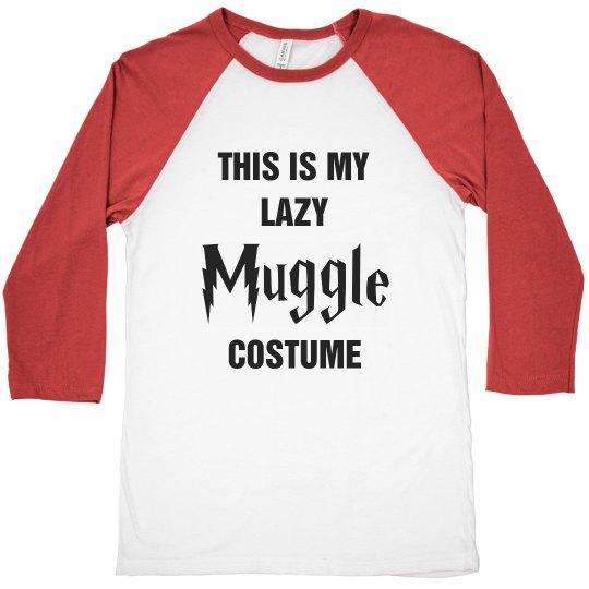 Lazy Muggle Costume
