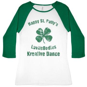LBKDC St. Patrick's Tee