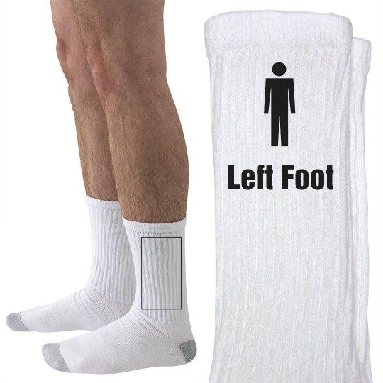 Left Foot