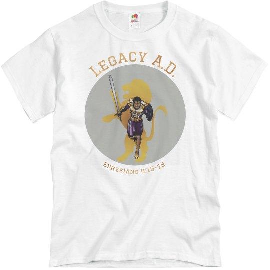 Legacy A.D. Deacon Shirt- Lion Edition