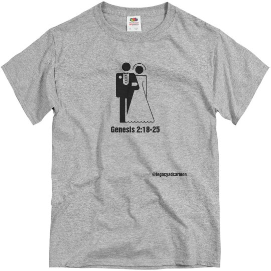 Legacy A.D. Marriage Shirt