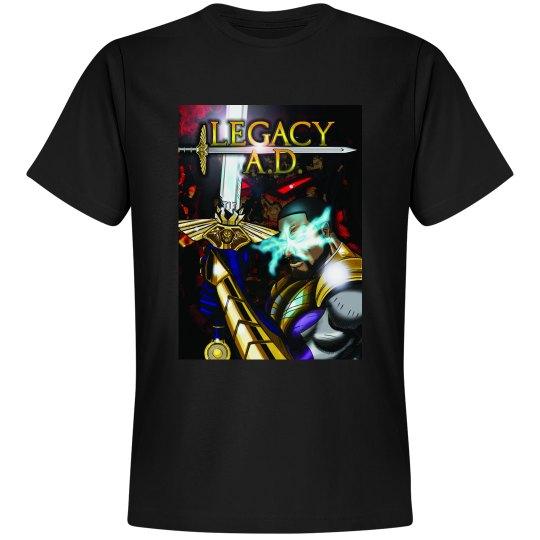 Legacy A.D. Poster T-Shirt
