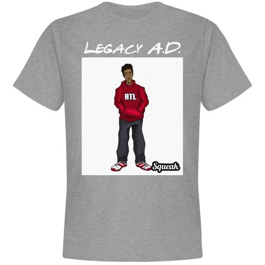 Legacy A.D. Squeak T-Shirt