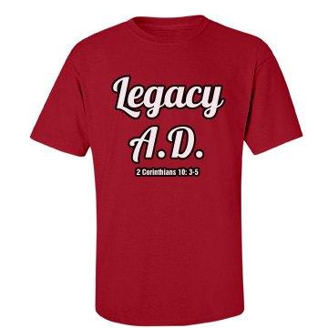 Legacy A.D. Warfare Shirt