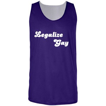 Legalize Gay Pinnie