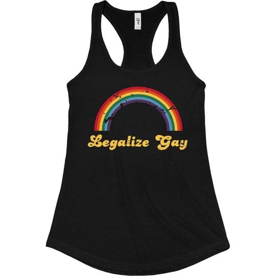 Legalize Gay Tank
