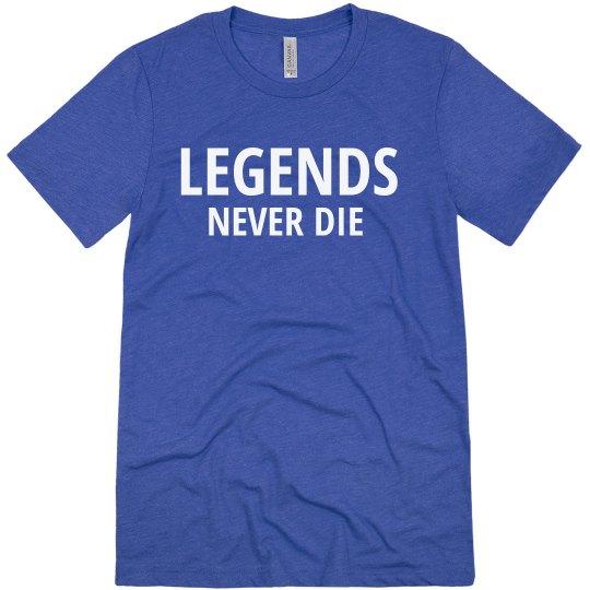 legends never die invictus