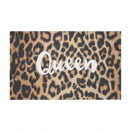 Leopard Print Queen Design