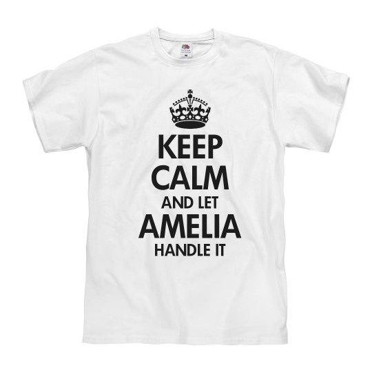 Let Amelia handle it