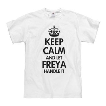 Let Freya handle it