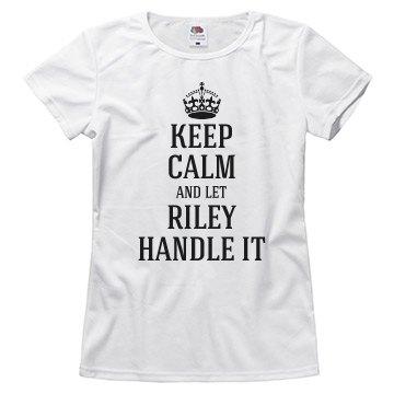 Let Riley Handle It