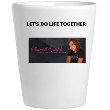 Let's Do Life Together Mug