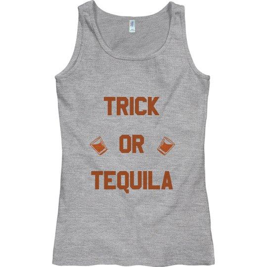 Let's Trick Or Tequila On Halloween