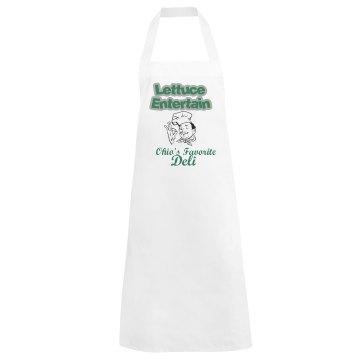 Lettuce Entertain Apron