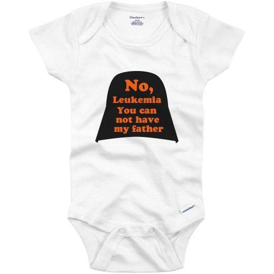 Leukemia Wars Infant