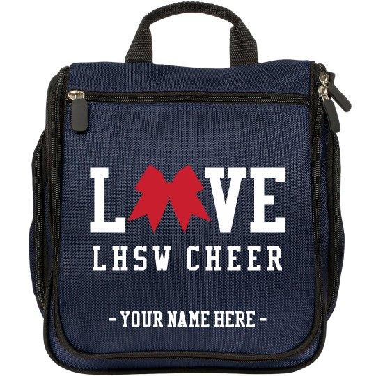 LHSW Cheer Makeup Bage