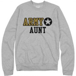 Army Aunt Military Pride
