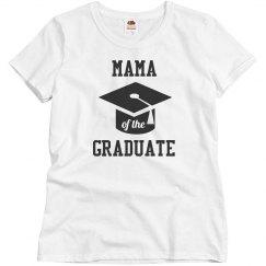 Mama Of The Graduate
