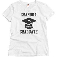 Grandma Of The Graduate