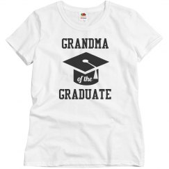 Grandma Of The Graduate
