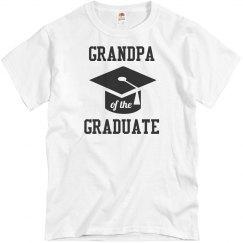 I'm The Grandpa Of The Graduate