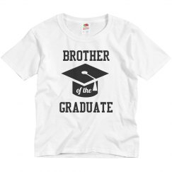 Kid Is The Brother Of The Grad