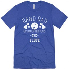Flute Band Dads Daughter