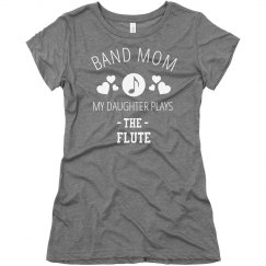 Daughter Plays The Flute