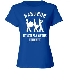 Band Mom Of The Trumpet