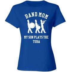 Band Mom Of The Tuba