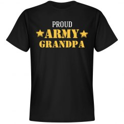 A Proud Army Grandpa