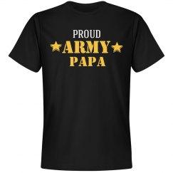 A Proud Army Papa