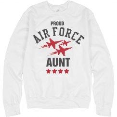 A Proud Air Force Aunt