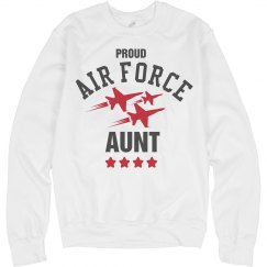 A Proud Air Force Aunt