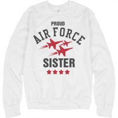 A Proud Air Force Sister