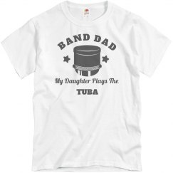 Dad Of The Tuba Player