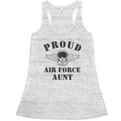 Cute Air Force Aunt Pride