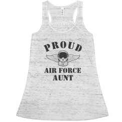 Cute Air Force Aunt Pride