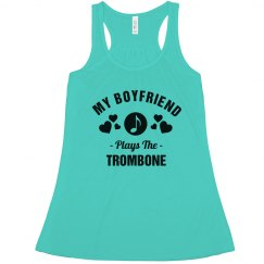Boyfriend Plays The Trombone